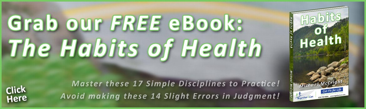 Grab our free eBook : The Habits of Health